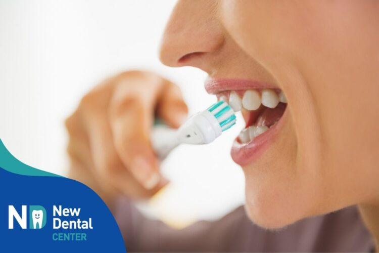Come spazzolare i denti